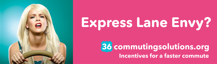 36 Commuting Solutions - Express Lane Envy?