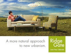 Example of a new brand concept for RidgeGate community