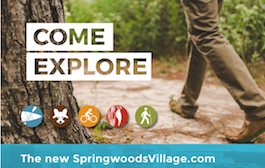 Image - Come explore the new Springwoods Village