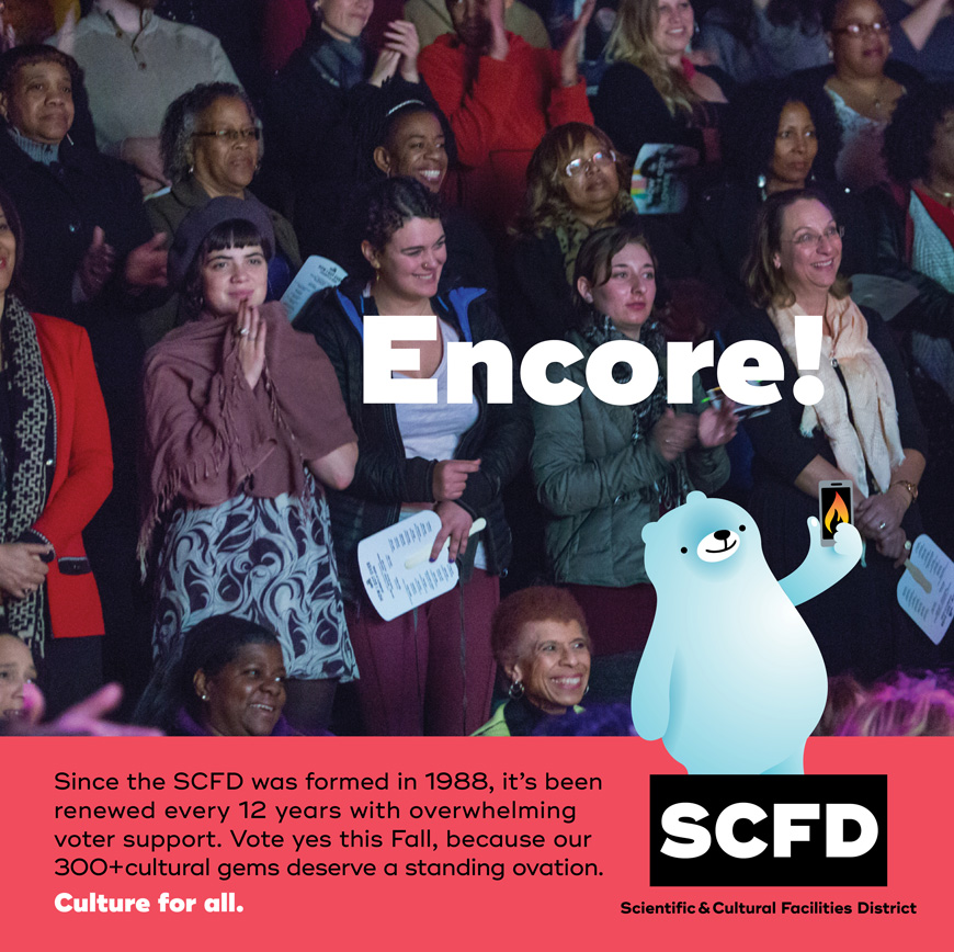 Yes on SCFD 2016 advertisement