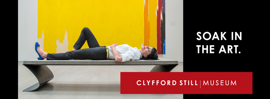 Clyfford Still Museum portfolio sample 4