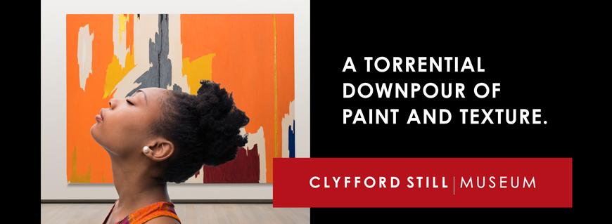 Clyfford Still Museum portfolio sample 5
